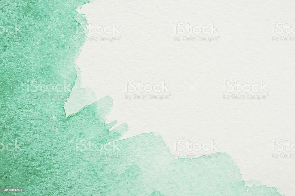 Watercolor texture stock photo