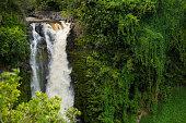 Waterfall in Haleakala National Park, Maui