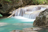 Waterfall in nationalpark