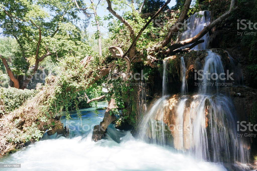 waterfall, outdoor photo beauty in nature stock photo