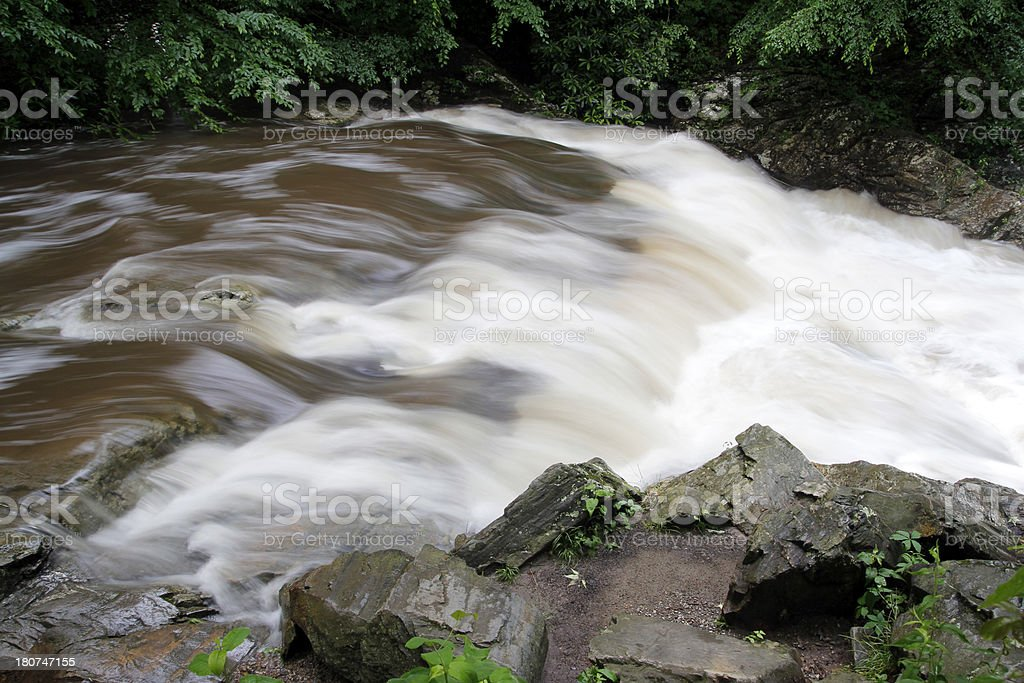 Waterfall royalty-free stock photo