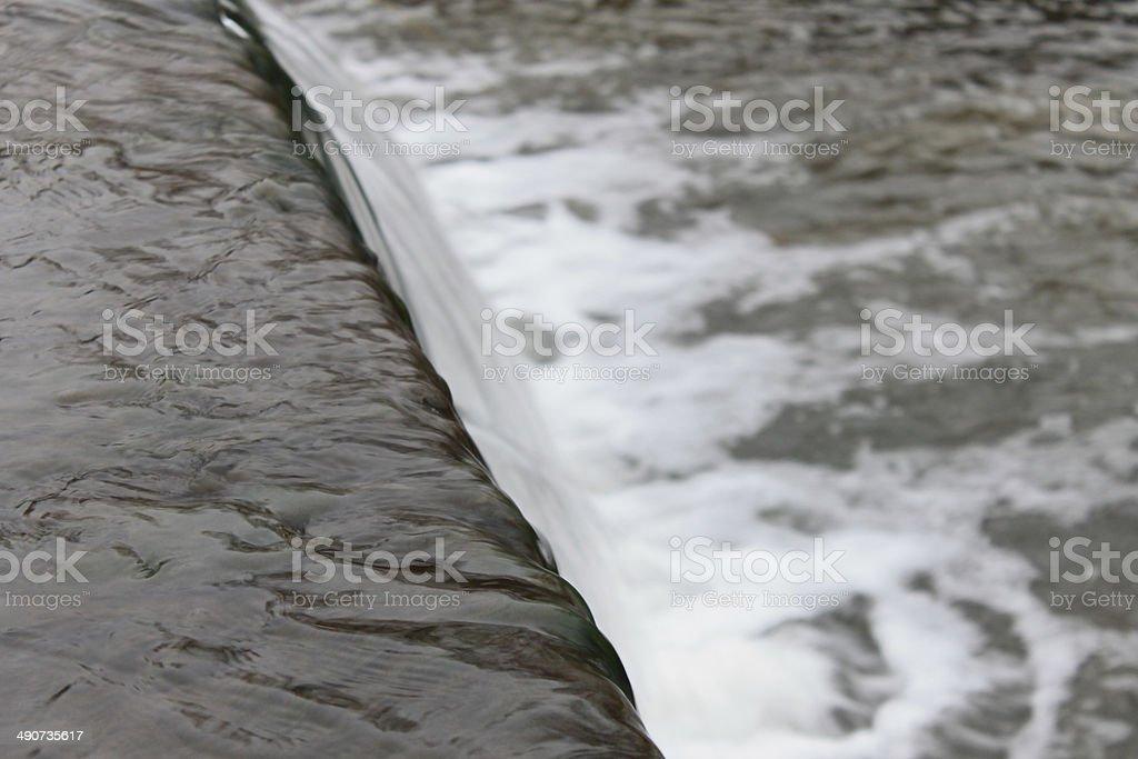 waterfall water river creek royalty-free stock photo