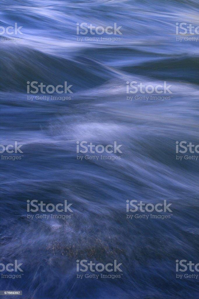 waterflow royalty-free stock photo