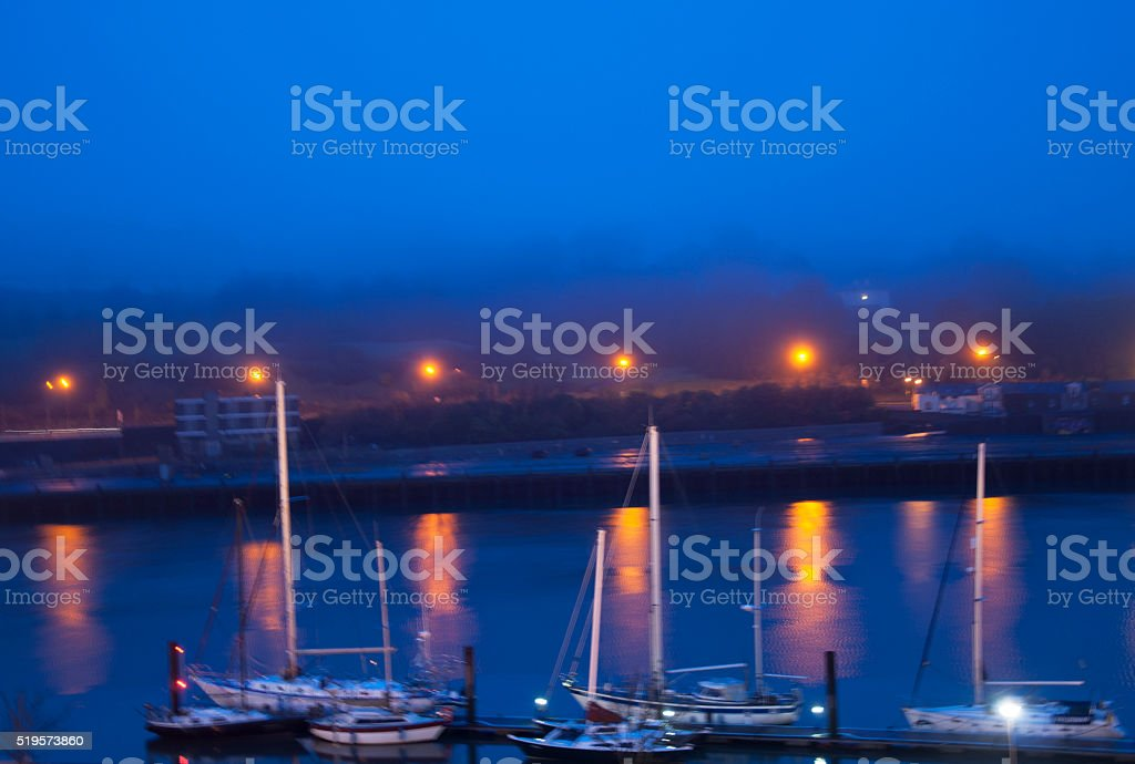 Waterford Harbour 1 stock photo