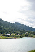 Waterfront Village in Norway