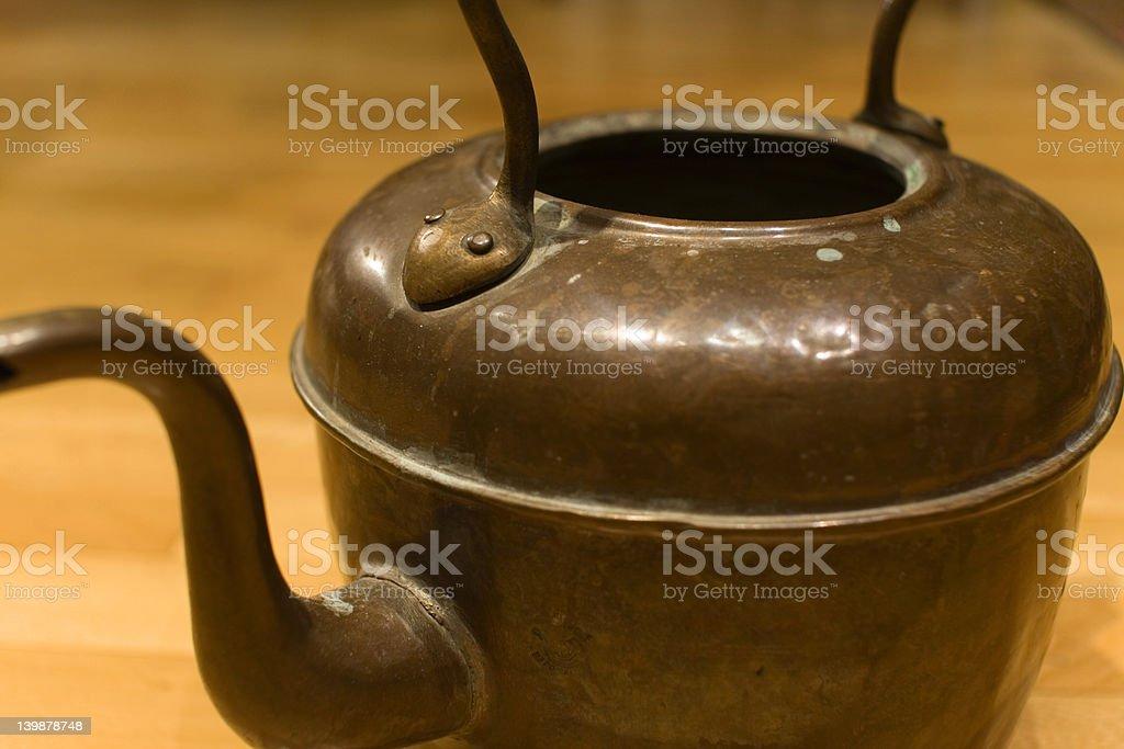 Watering Pot #2 stock photo