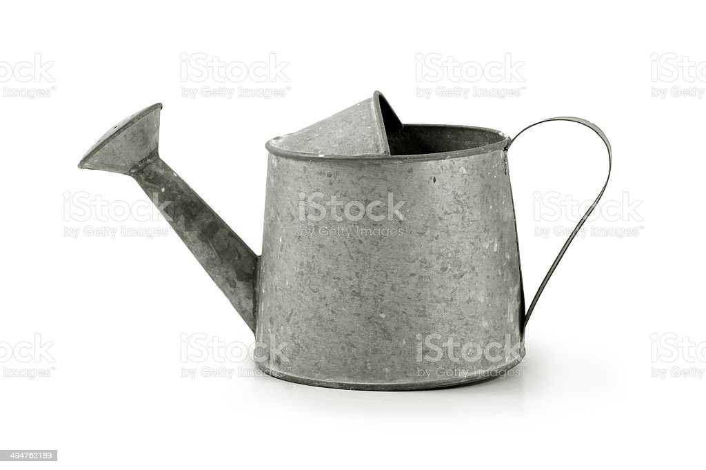 Watering pot stock photo