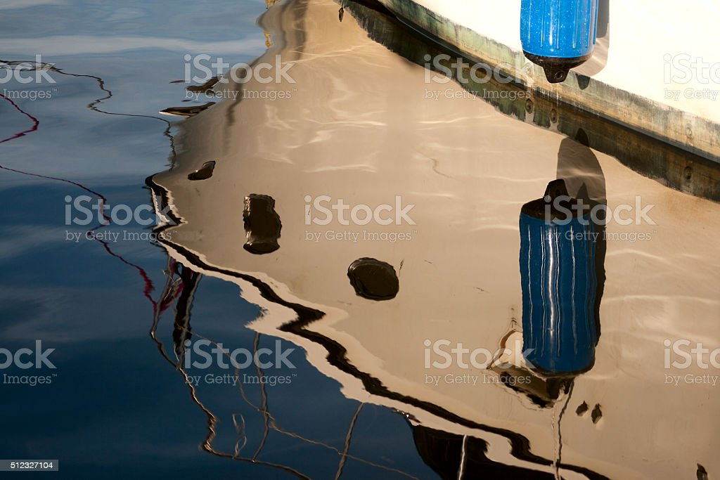 Waterlines royalty-free stock photo