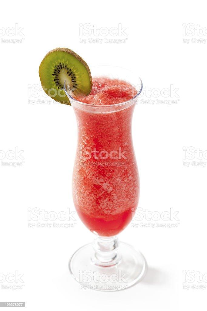 Watermelon Cocktail stock photo