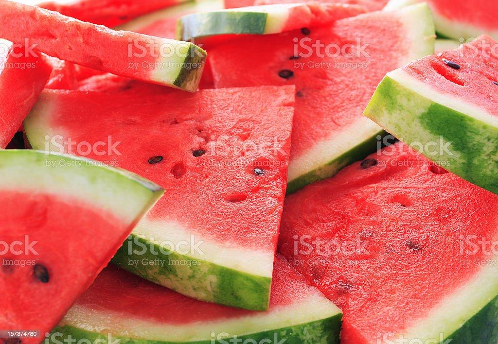 Watermelon. stock photo