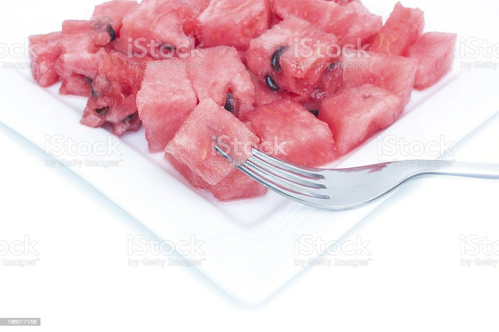 ​​watermelon stock photo