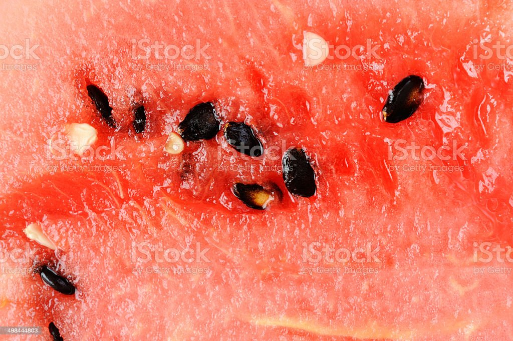 Watermelon textured for background stock photo