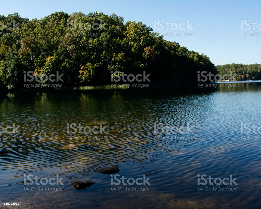 Water's Edge stock photo