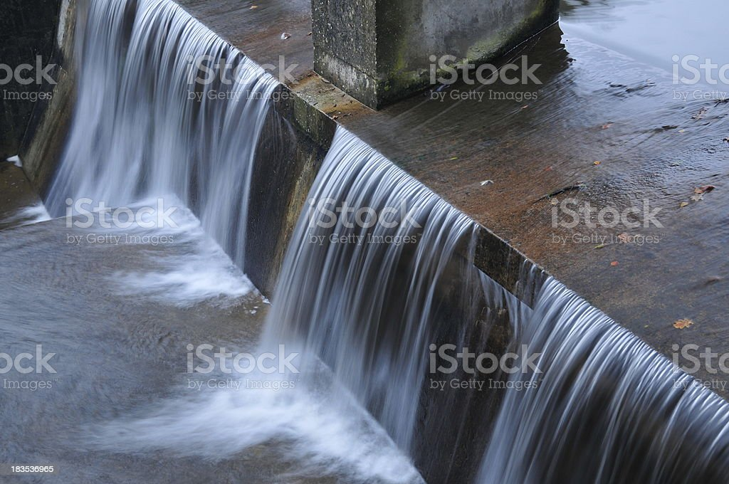 Waterworks valley,Jersey. stock photo