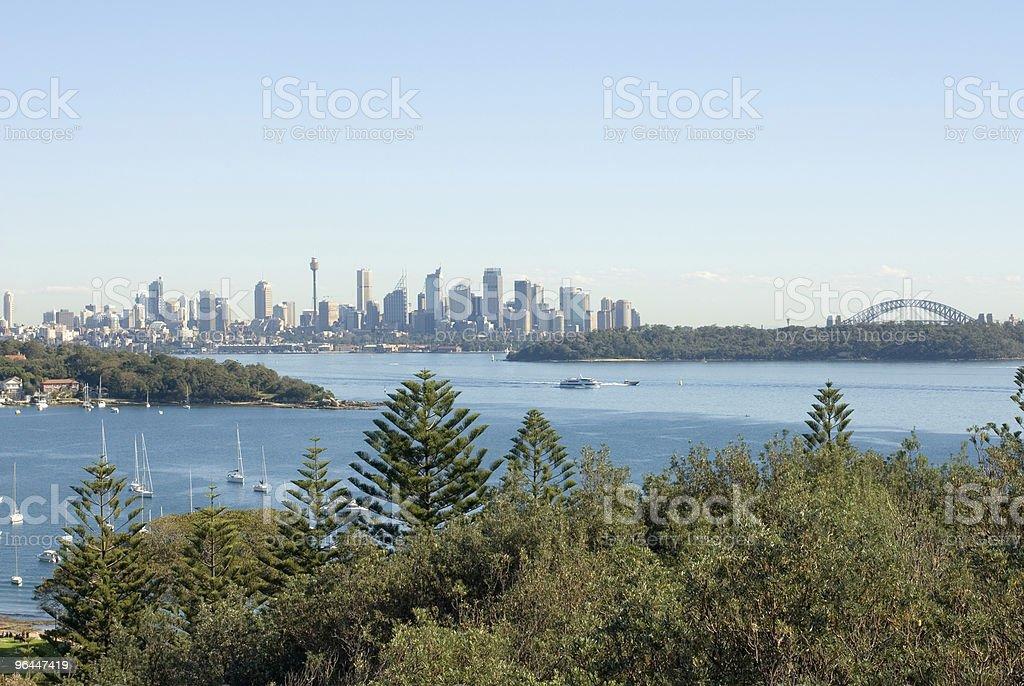 Watsons Bay, Sydney, Australia royalty-free stock photo