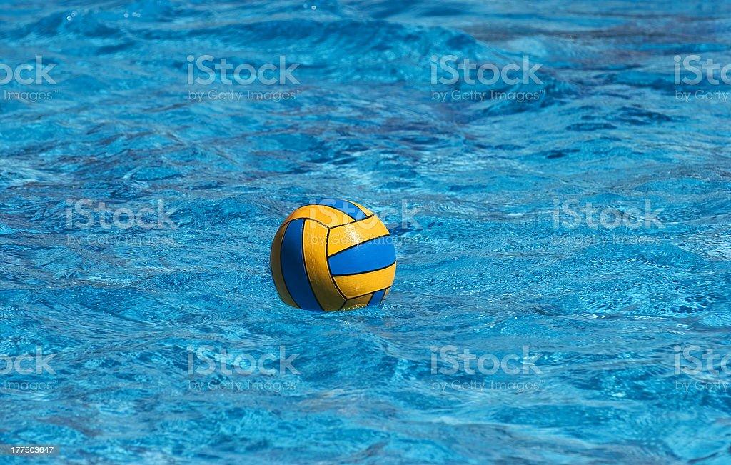 Watter ball stock photo