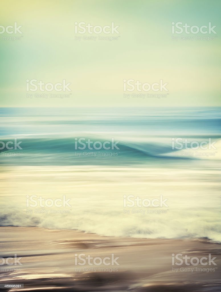 Wave Blur Abstract stock photo