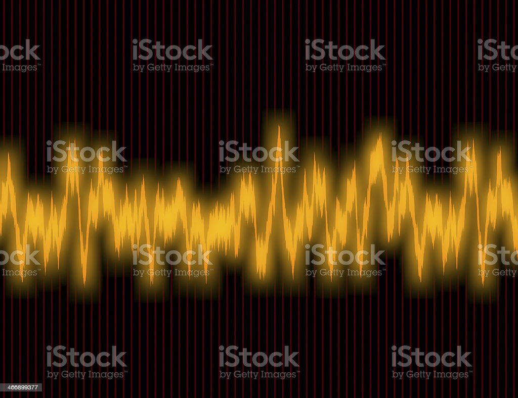 wave form backgrounds stock photo