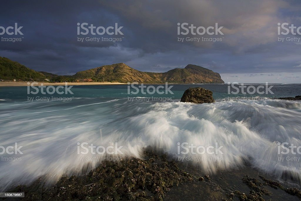 Wave Fusion stock photo