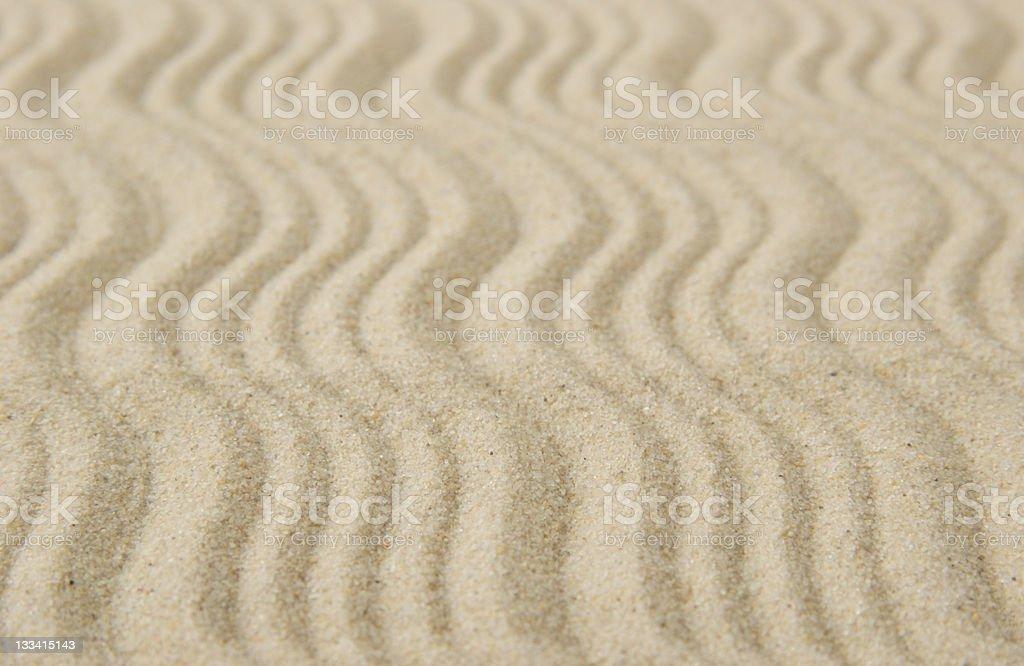 wave pattern royalty-free stock photo
