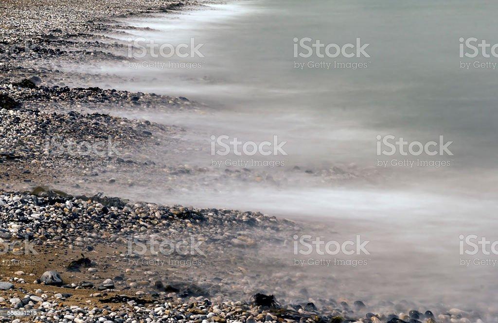 Wave Pattern stock photo
