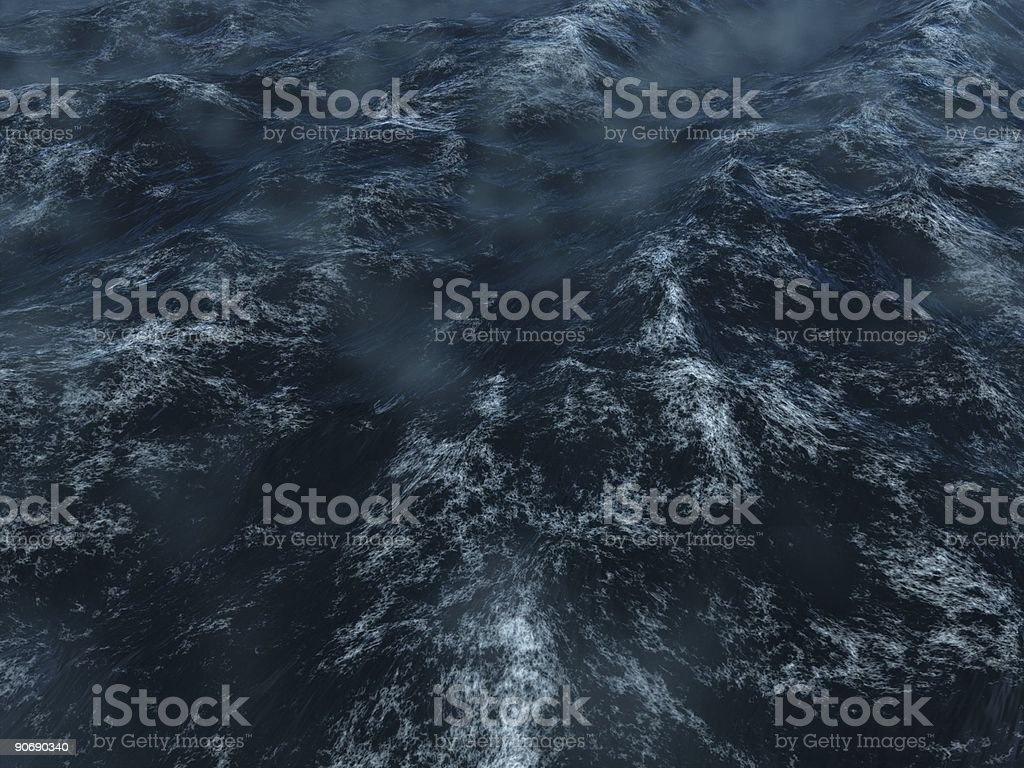 Wave Lizenzfreies stock-foto