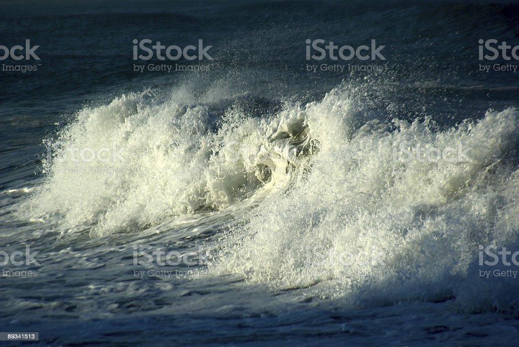 Wave3 royalty-free stock photo