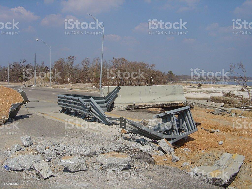 Waveland ,Mississippi stock photo