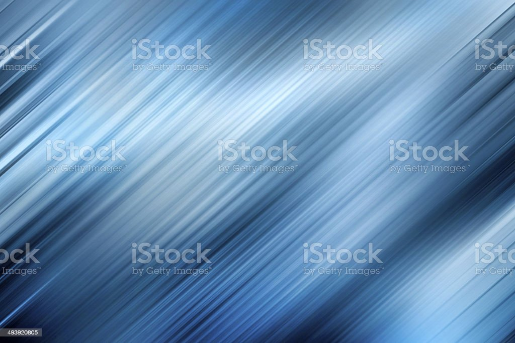 Wavey Blue Diagonal Patterned Background Image stock photo