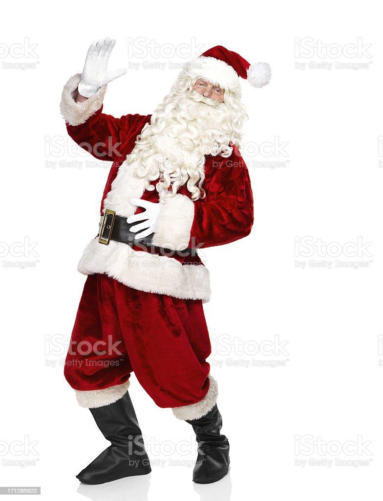 Waving In The Christmas Spirit stock photo 171285920   iStock