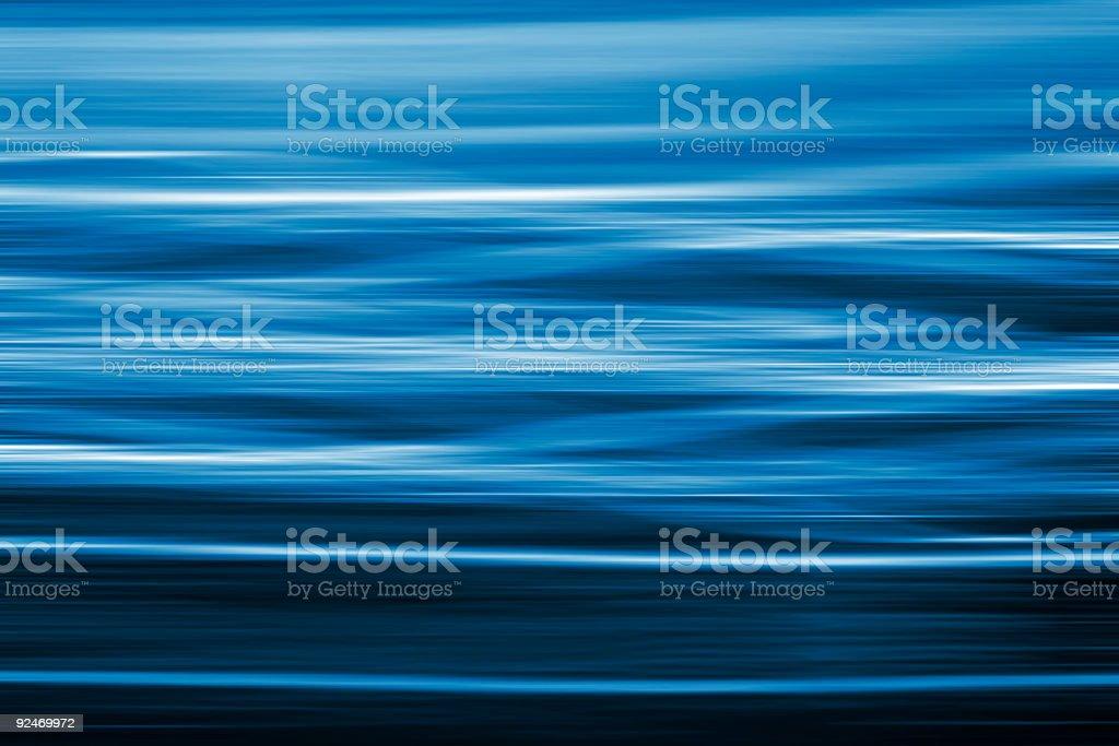 Wavy blue and white aquatic background royalty-free stock photo