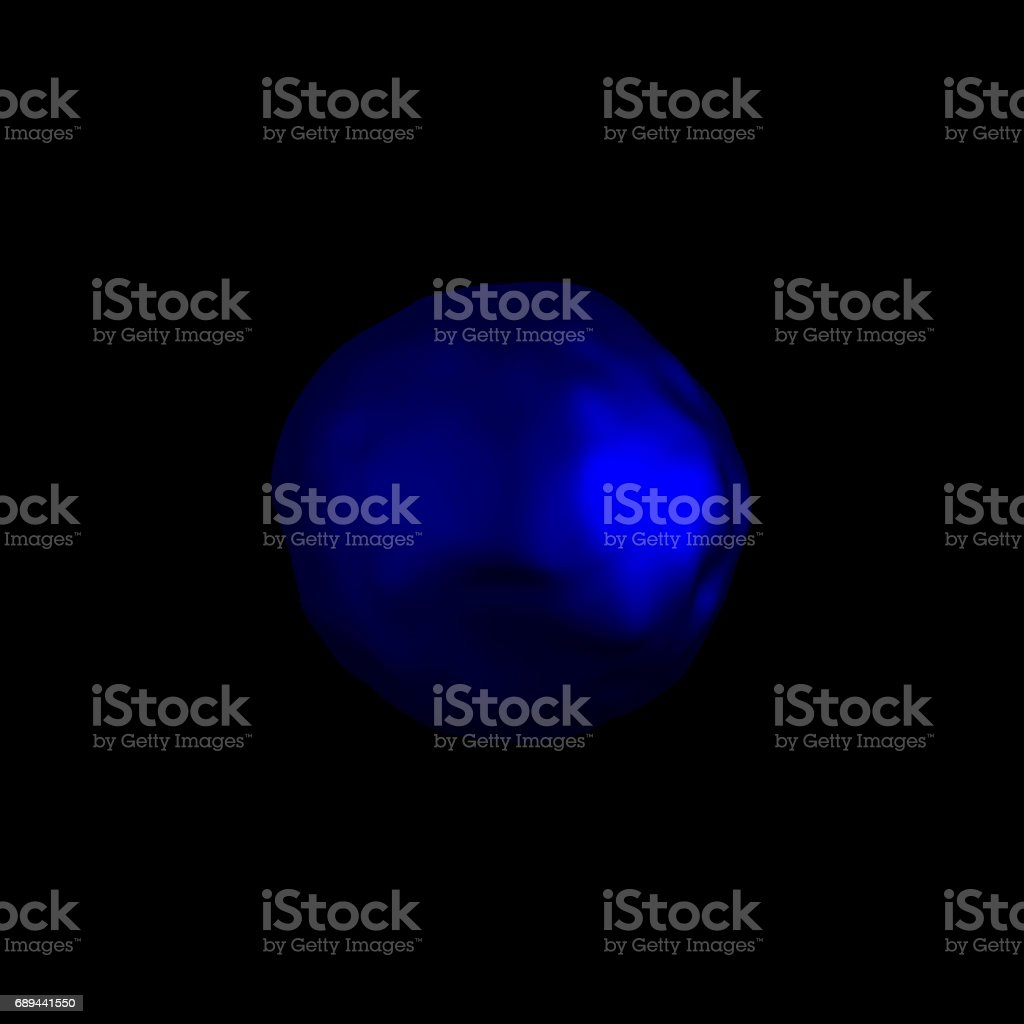 wavy colorful surface, abstract background stock photo