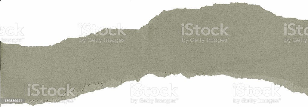 wavy paper royalty-free stock photo