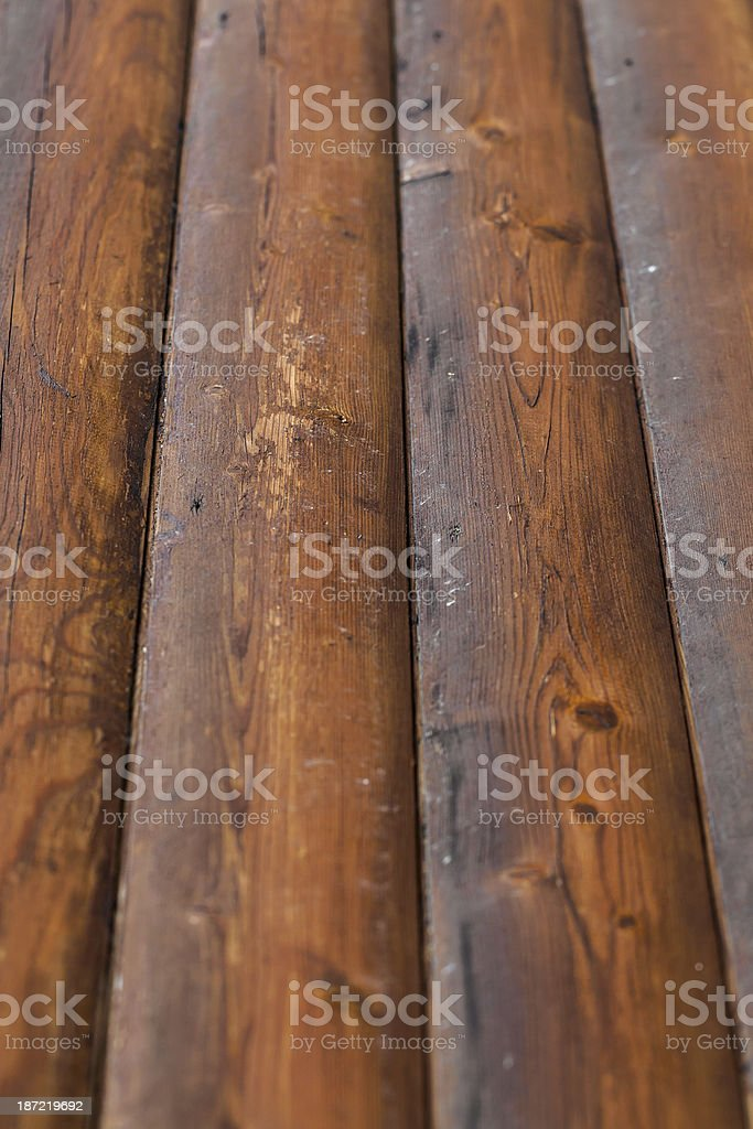 wavy wooden surface for background royalty-free stock photo