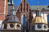Wawel Cathedral  on Wawel Hill, Kraow, Poland