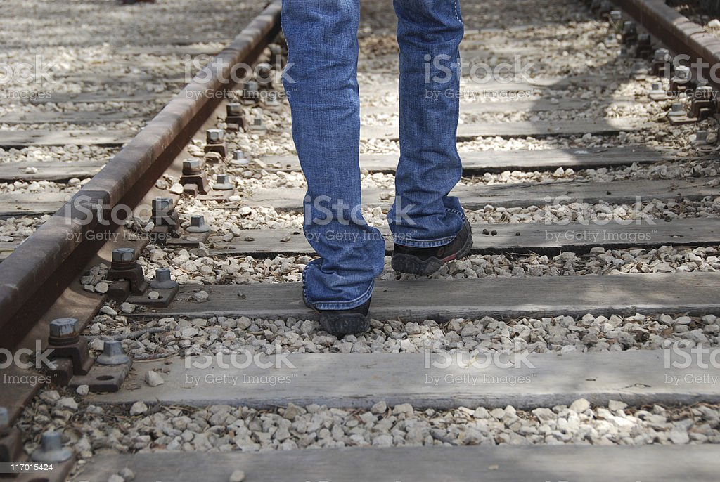 Way in anywhere royalty-free stock photo