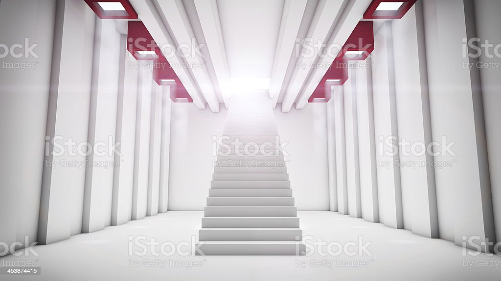 Way out to the dream royalty-free stock photo