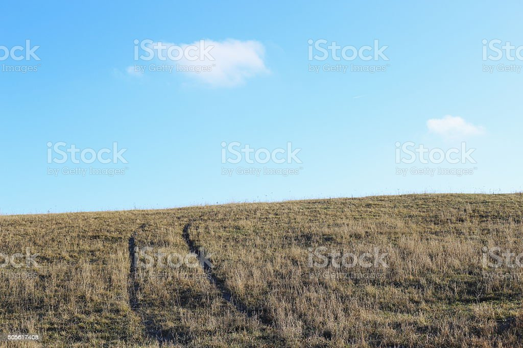 way to haven royalty-free stock photo