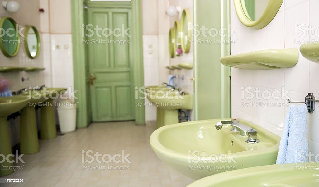 wc stock photo