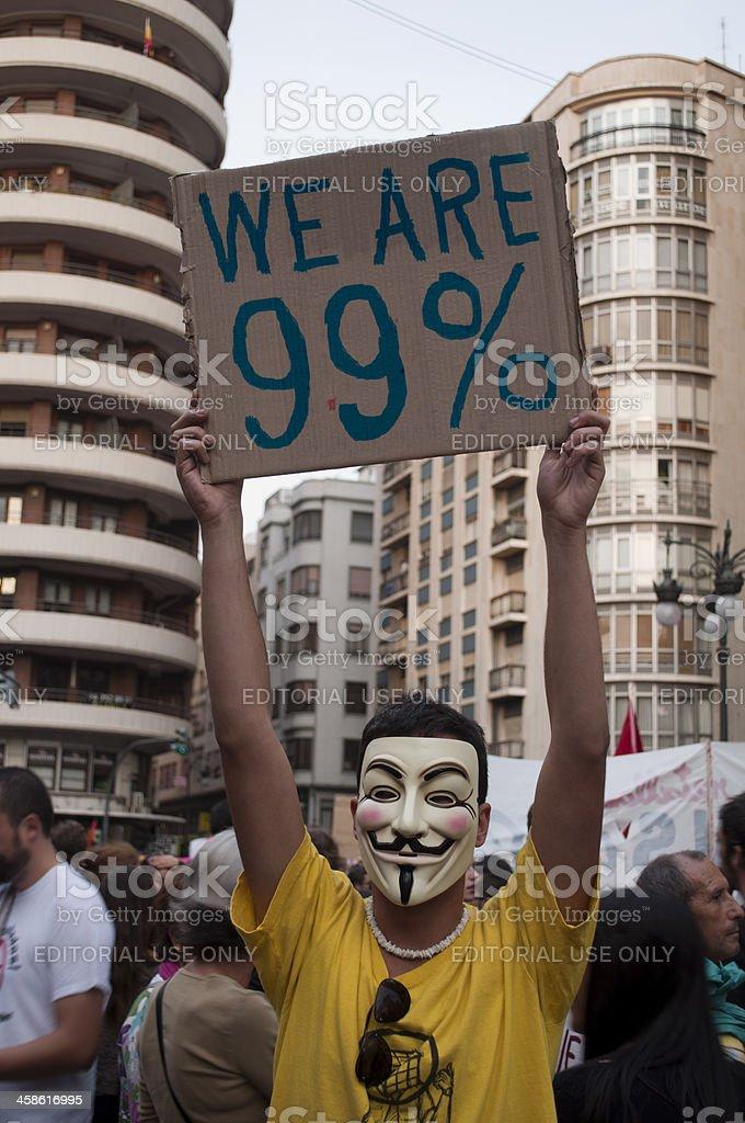 We are 99% stock photo