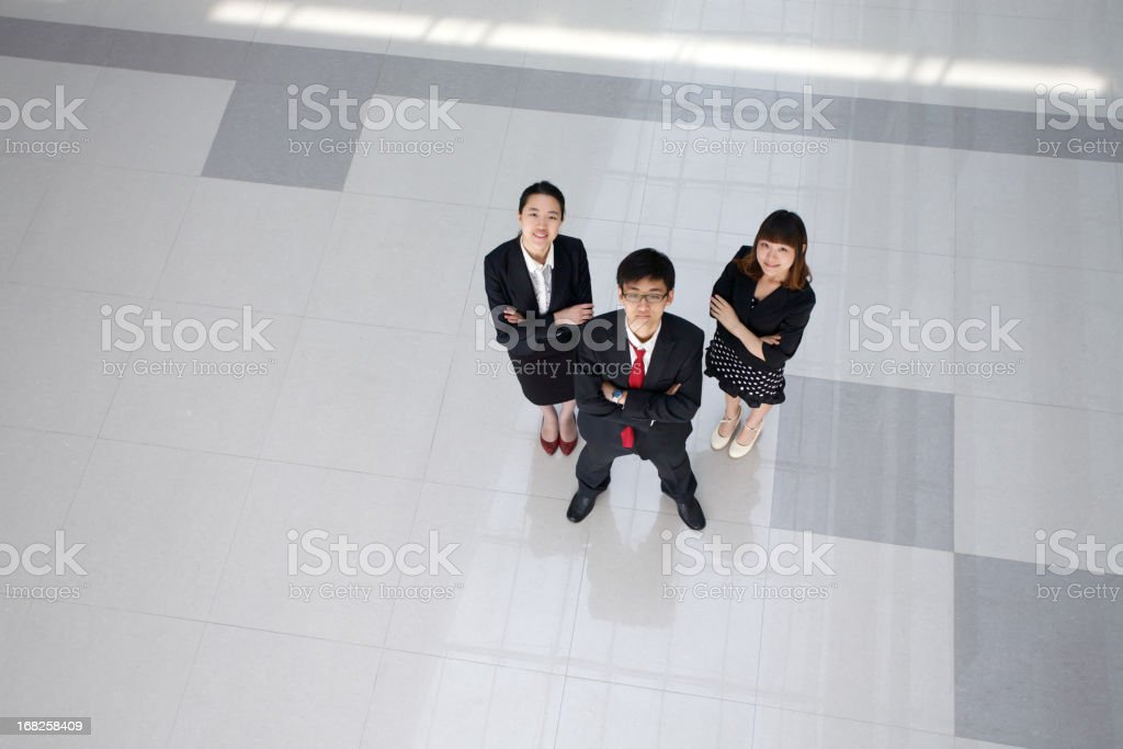 We are a team royalty-free stock photo
