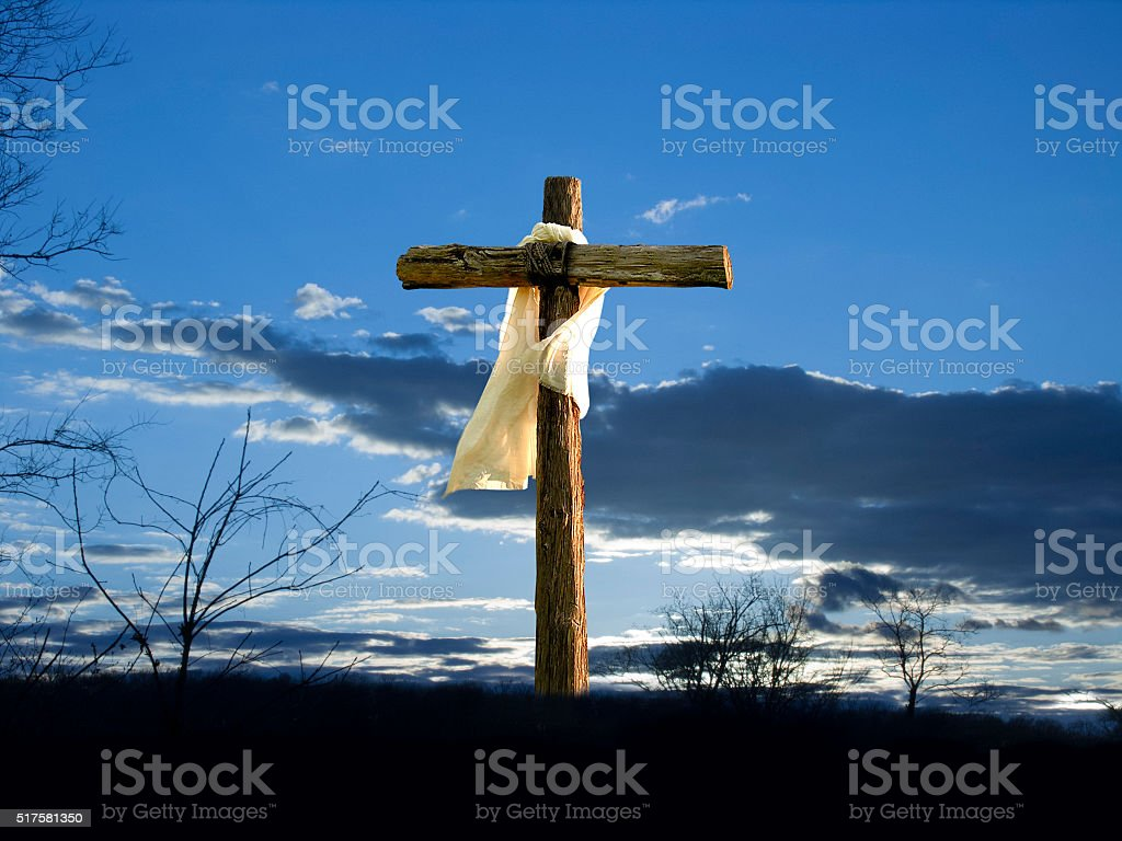 We Are Healed stock photo
