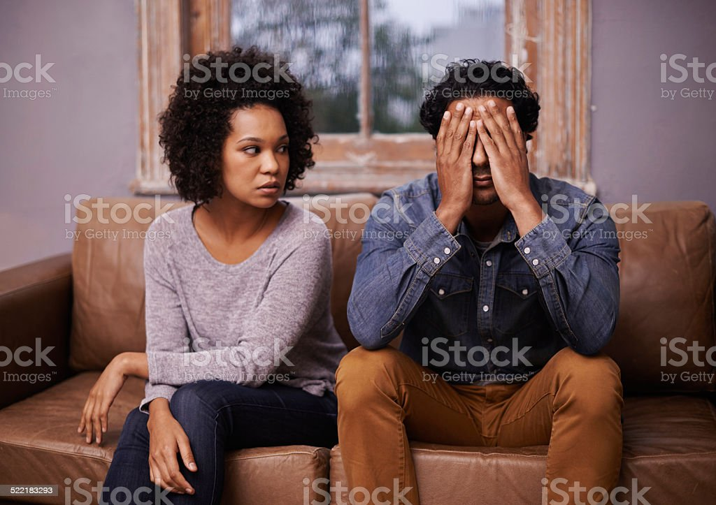 We are so over... stock photo