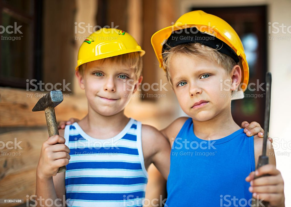We can fix it! stock photo