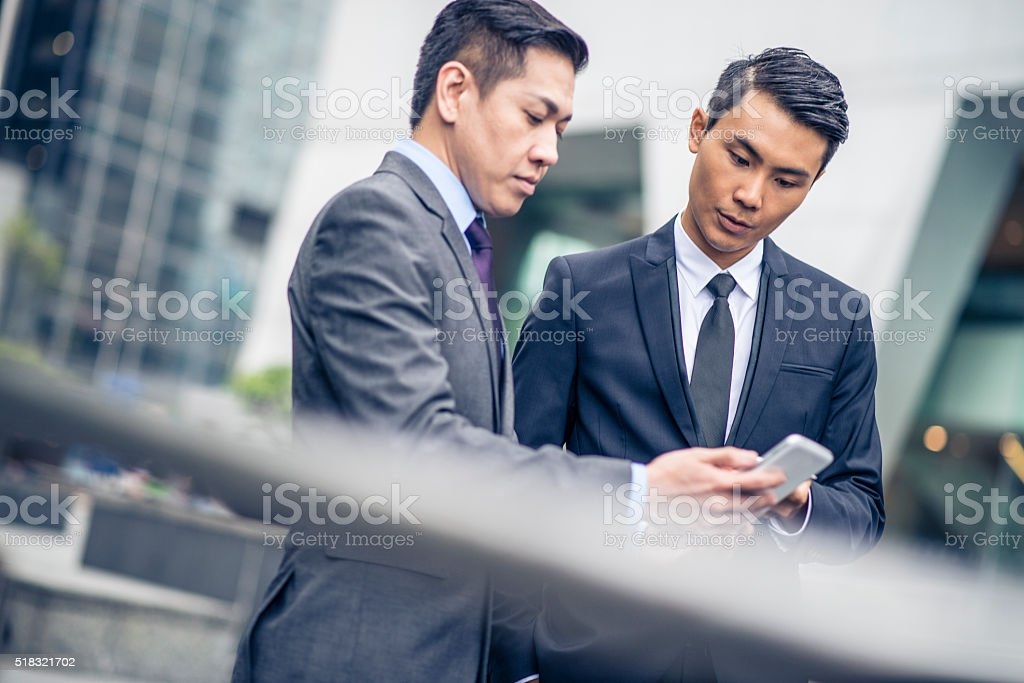 We could meet in an hour! stock photo