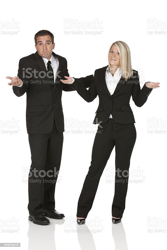 We don't know stock photo