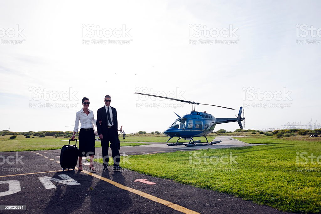 We Enjoy Travelling In Style stock photo