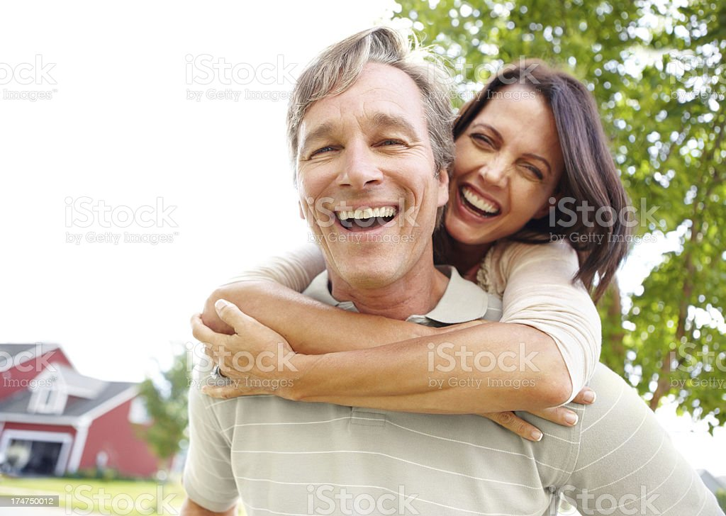 We got our mortgage royalty-free stock photo