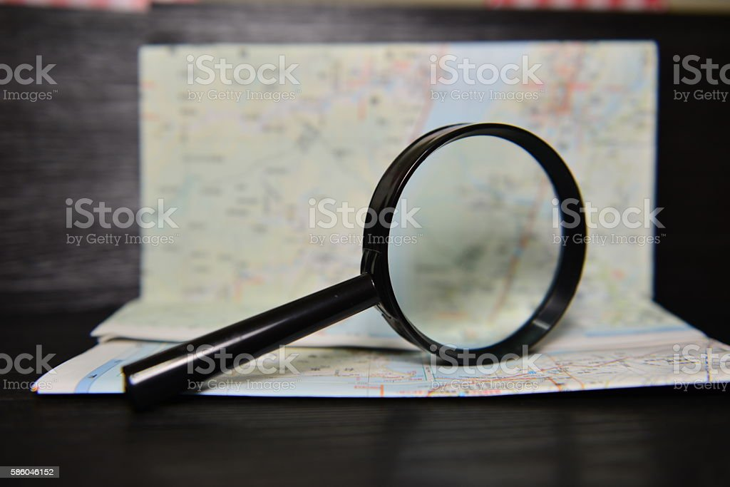 We have explored every avenue. stock photo