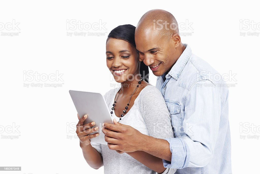 We have made a great investment! royalty-free stock photo